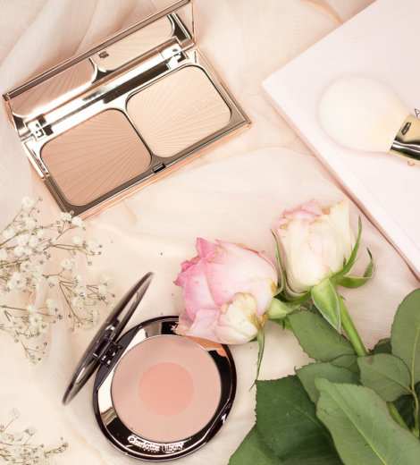Charlotte Tilbury <br/> Filmstar Bronze & Glow und Cheek to Chic Blush First Love