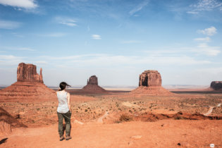 Monument Valley  Willkommen im wilden Westen