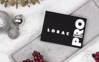 Lorac Pro Matte Palette  Der perfekte Reisebegleiter?