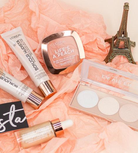 Wake Up And Glow <br/> Die neue Sommerkollektion von L'Oréal