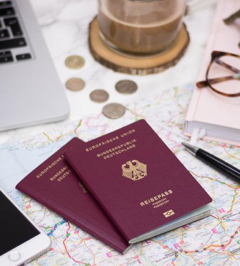 So plane ich unsere Reisen und Roadtrips </br> mit Google My Maps