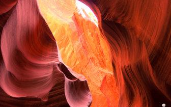 Lower Antelope Canyon  Die Natur ist der größte Künstler