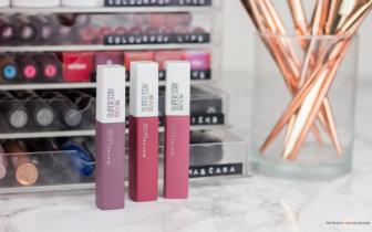 Maybelline Super Stay Matte Ink  Endlich gute Liquid Lipsticks aus der Drogerie?