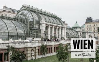 Travelguide  Wien in 24 Stunden