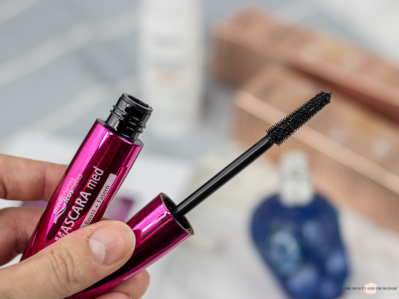 Beautypress Box August 2018 Medipharma Cosmetics Mascara