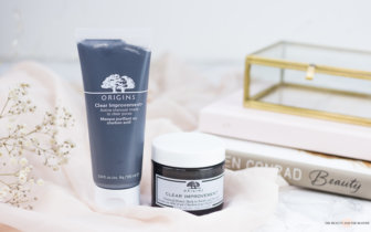 Origins Clear Improvement Charcoal Honey Mask