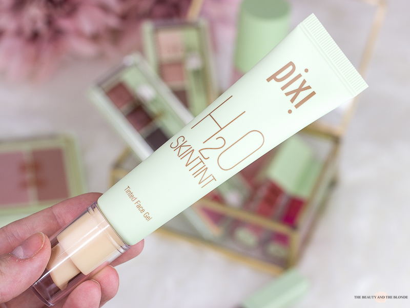 Pixi by Petra h2o skintint tinted face gel