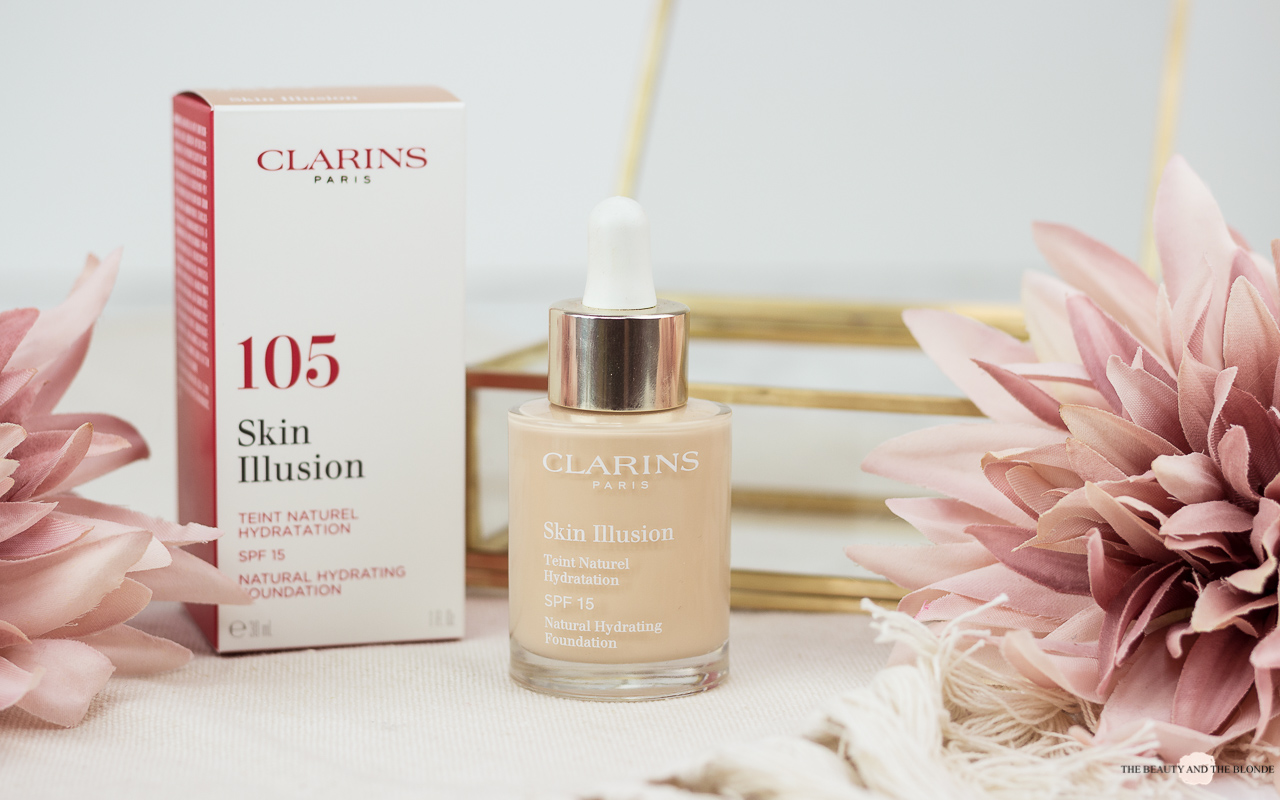 Clarins Skin Illusion Foundation 105