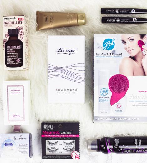 Spannende Beauty-Neuheiten! </br> Die Beautypress Box November 2018