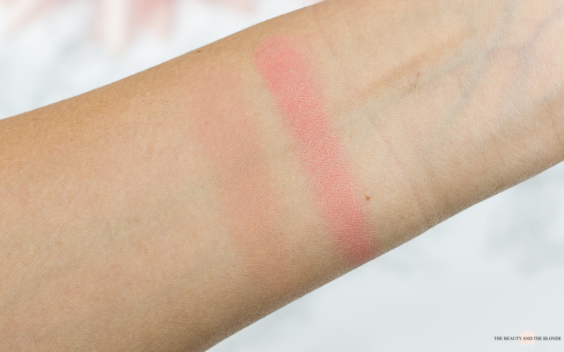 Laura Mercier Colour Infusion Blushes Peach Ginger Review