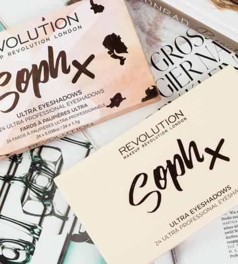 Revolution X Soph Palette
