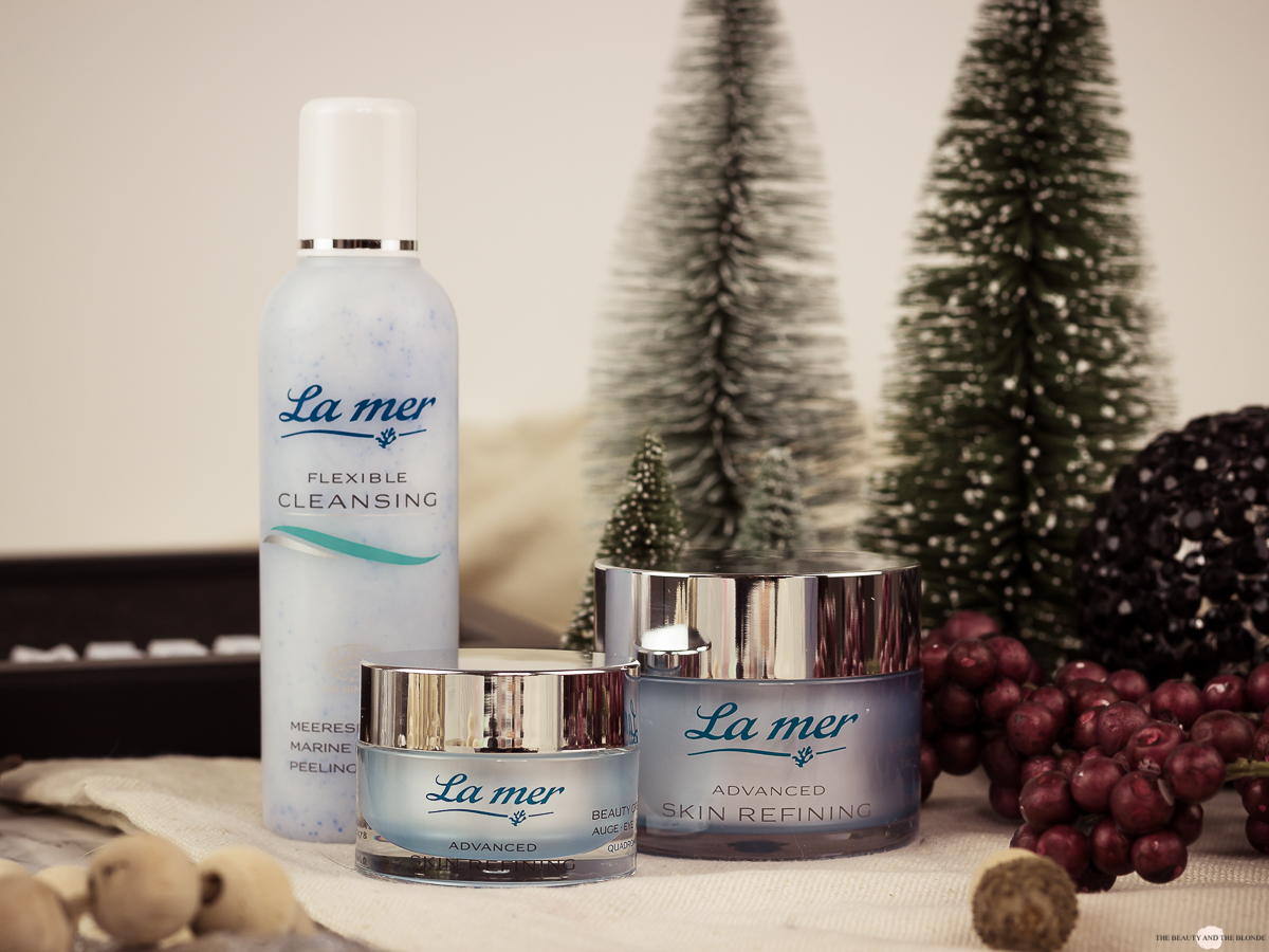 Adventskalender The Beauty and the Blonde La Mer
