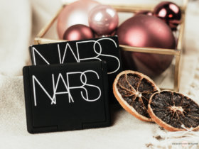 Bloggin' around the Christmastree  Türchen 12  NARS Blush Deep Throat