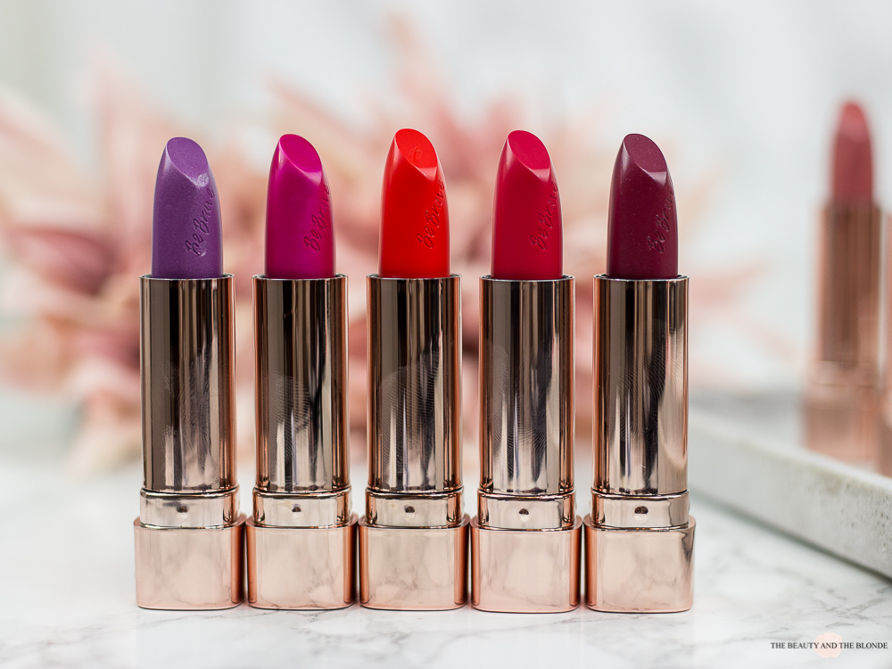 Catrice Power Plumping Gel Lipsticks Drogerie Review Swatches