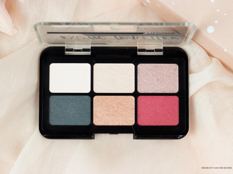 Catrice Palettes à porter Lidschatten Palette Exotic Traveller Drogerie Drugstore Review