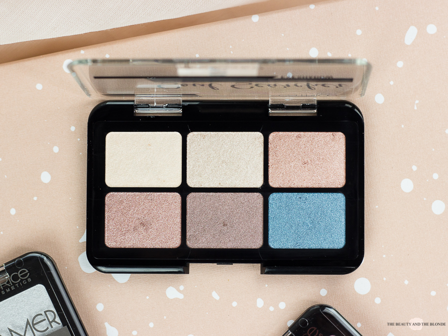Catrice Palettes à porter Lidschatten Palette Soul Searcher Drogerie Drugstore Review