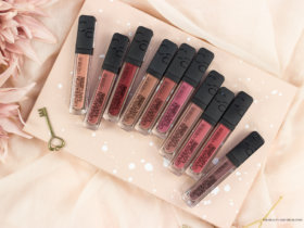 Catrice Update Frühjahr/Sommer 2019  Generation Matt Comfortable Liquid Lipsticks