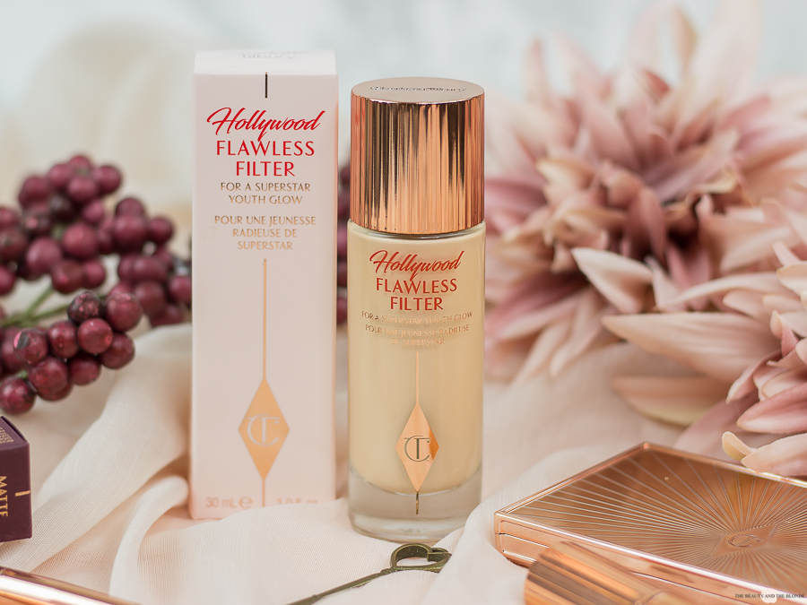 Charlotte Tilbury Hollywood Flawless Filter Review Erfahrung