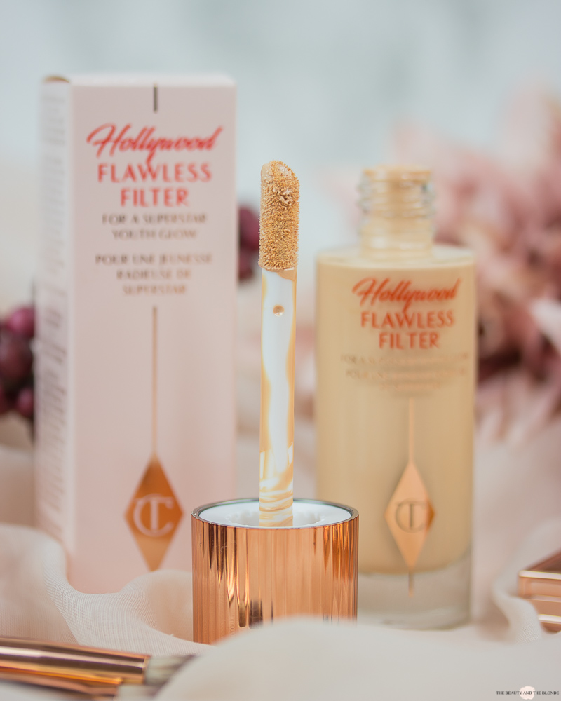 Charlotte Tilbury Hollywood Flawless Filter Review Erfahrung High End Makeup