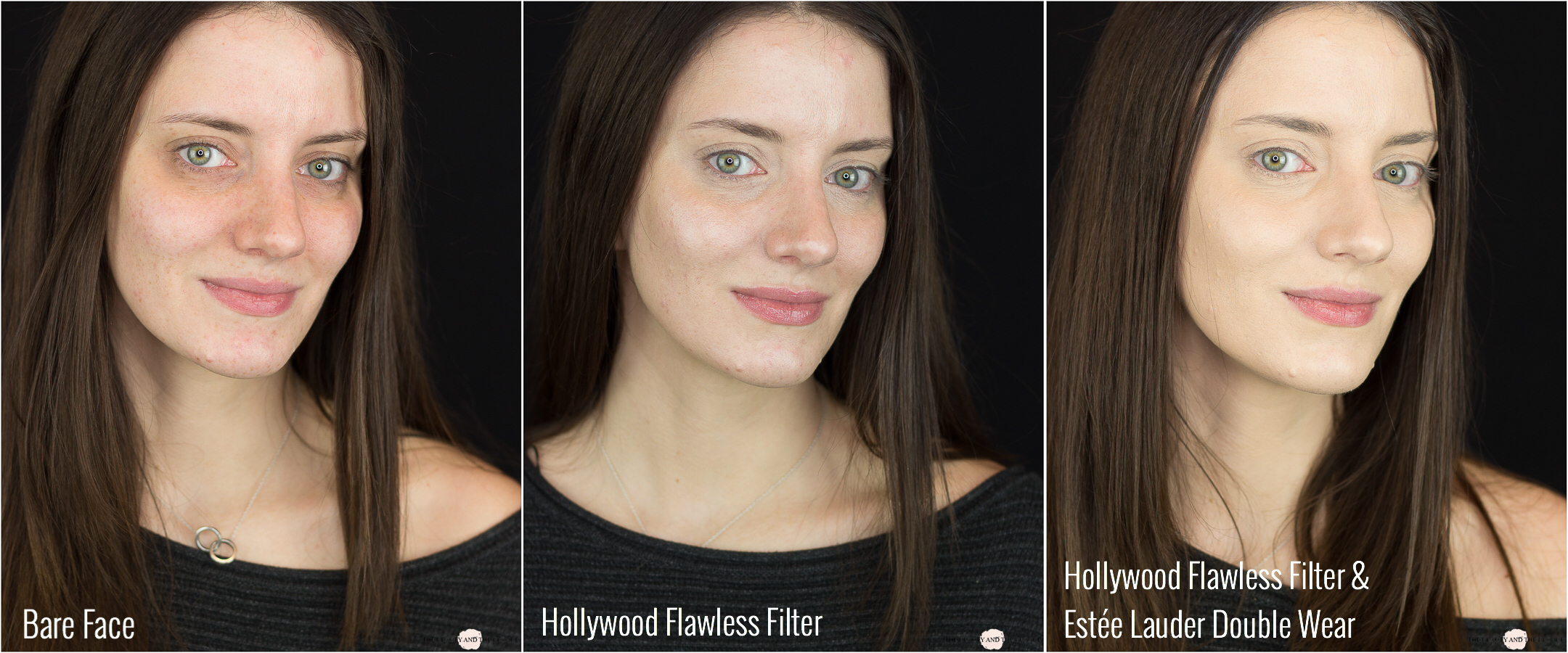 Charlotte Tilbury Hollywood Flawless Filter Review Erfahrung Swatches Auftrag
