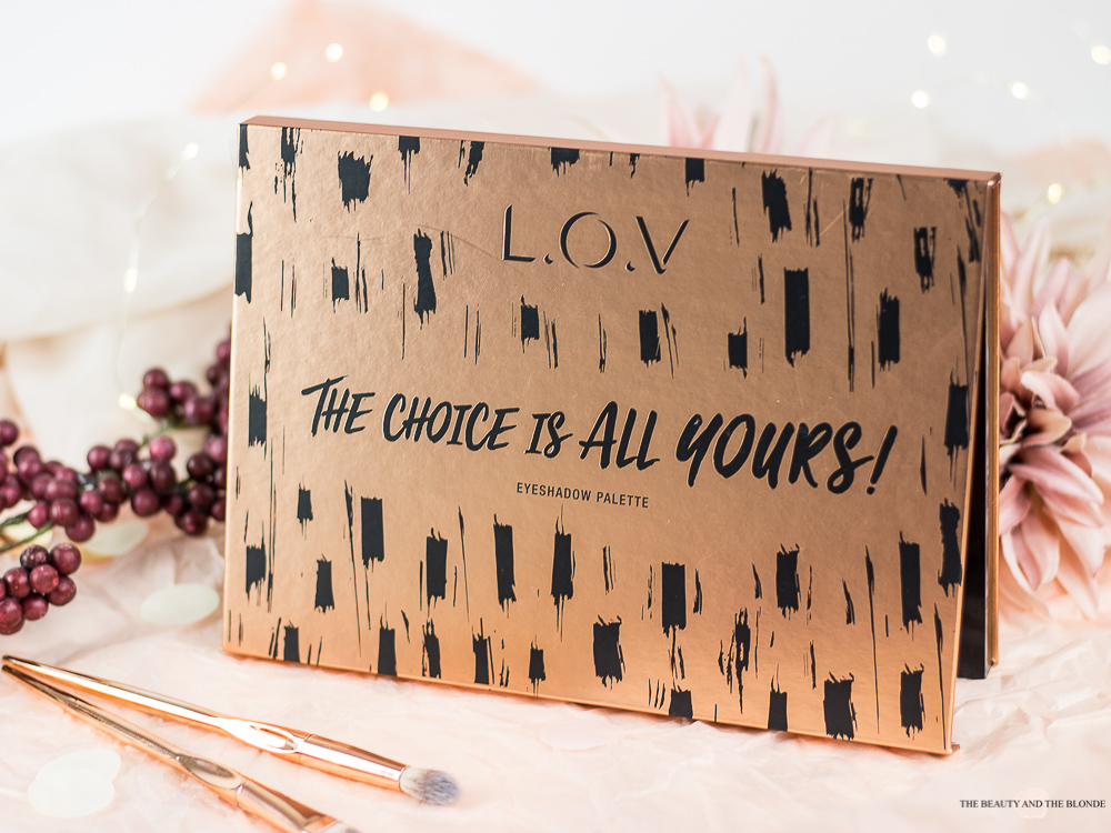 LOV The Choice Is All Yours Palette Review