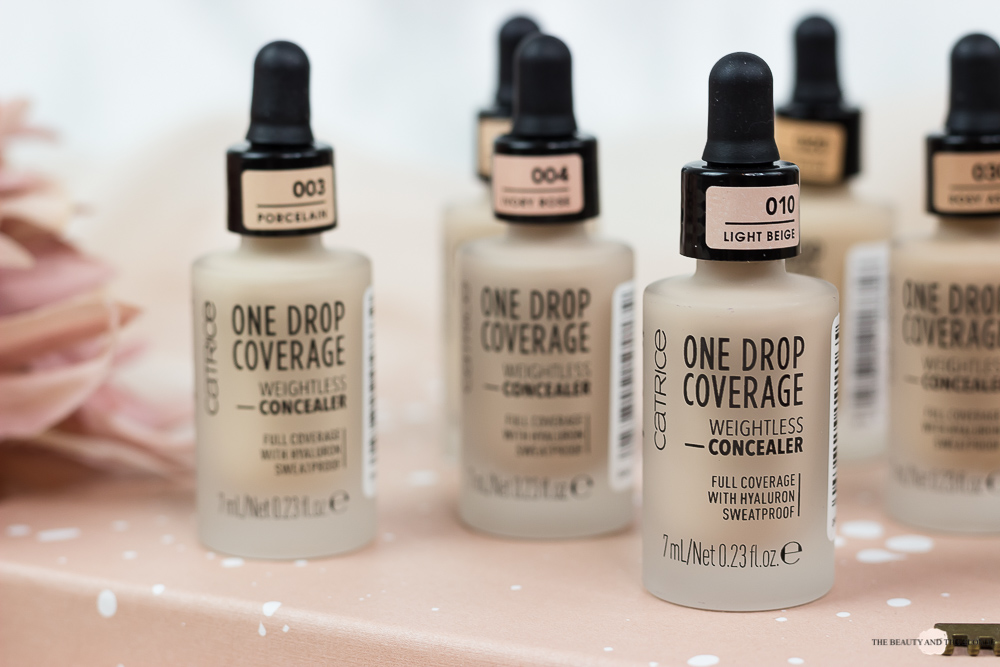 Catrice One Drop Coverage Concealer Review