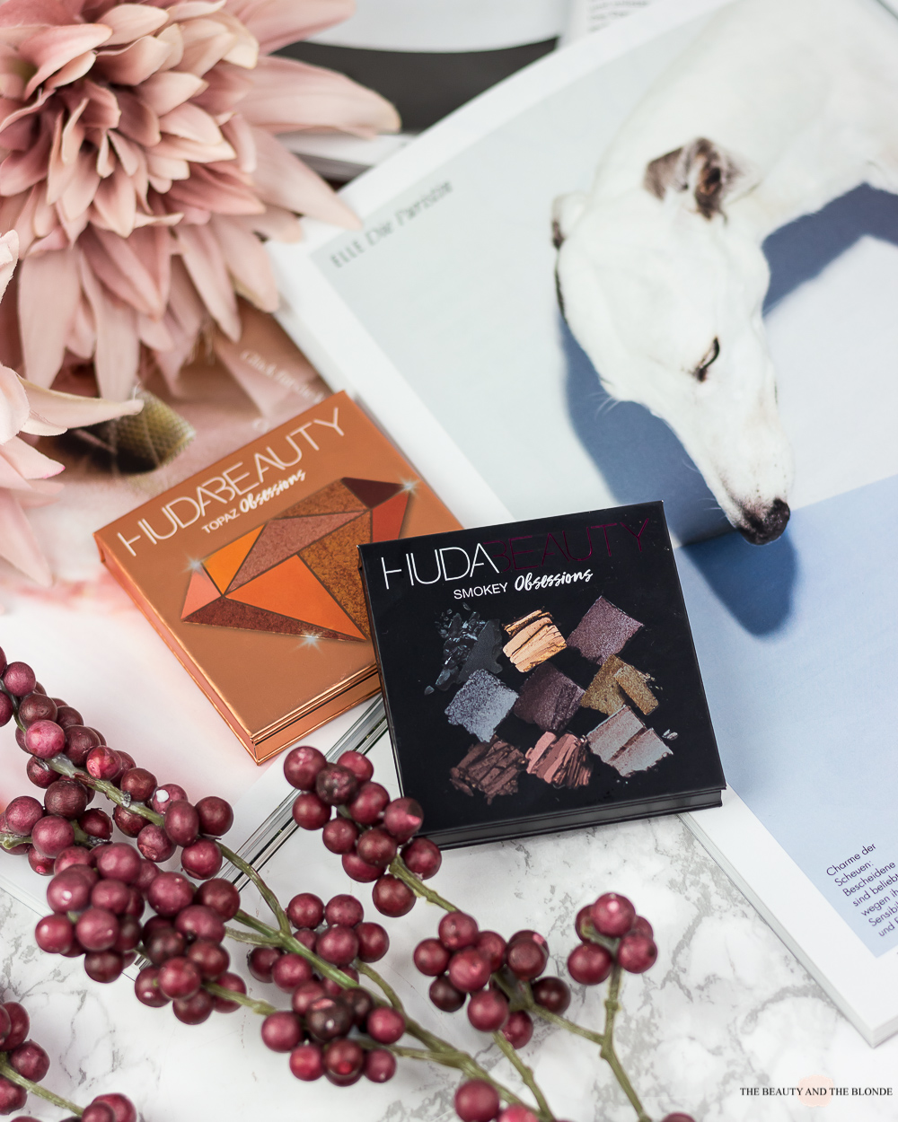 Huda Beauty Smokey Obsessions Palette Review
