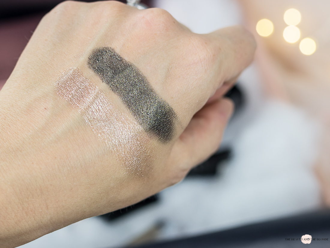 L.O.V The Galaxy Eyeshadow Liner Review Swatch Drogerie