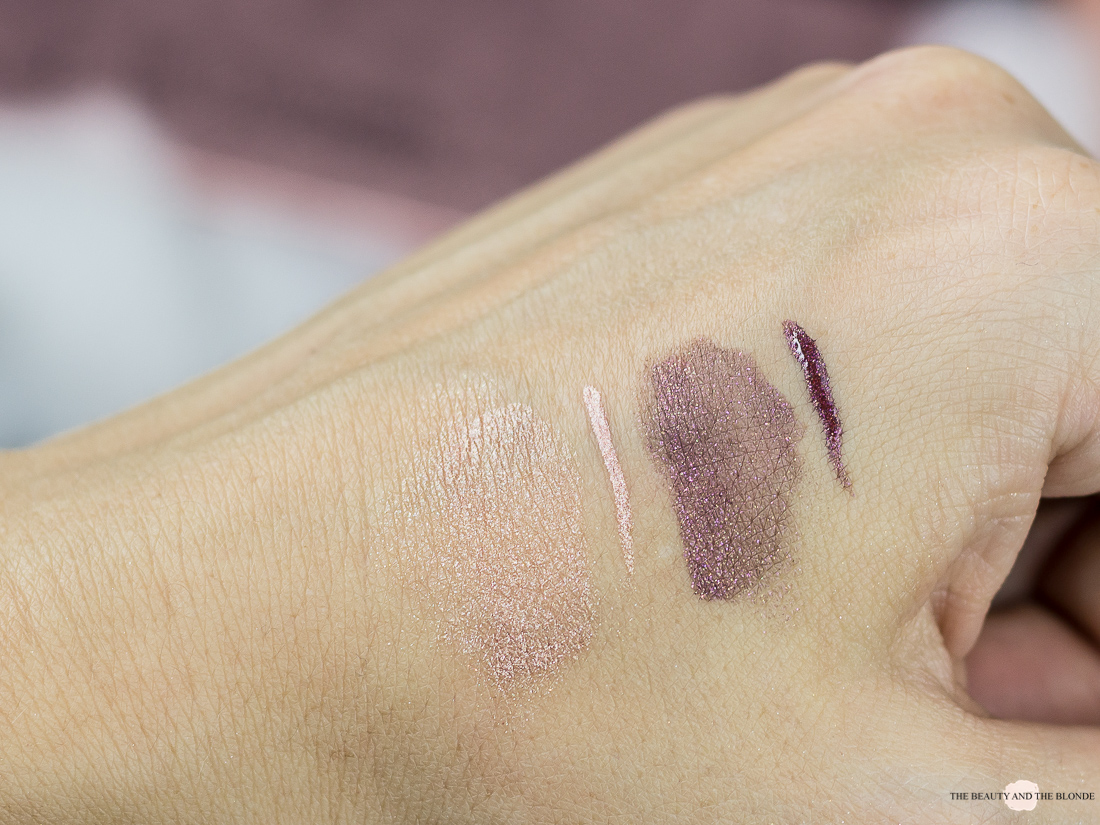 L.O.V The Shadow Liner 2in1 Review Swatch Drogerie