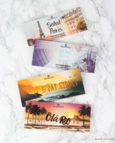 essence Update: The City Palettes  Hello, New York, Olá Rio, Salut Paris und G'Day Sydney