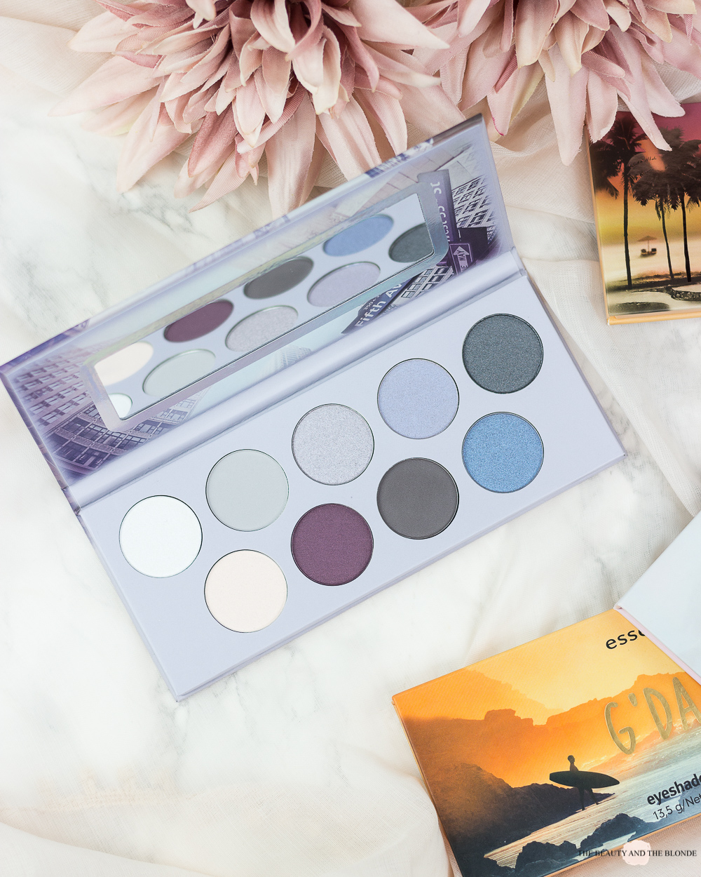 essence Update The City Palettes Hello New York