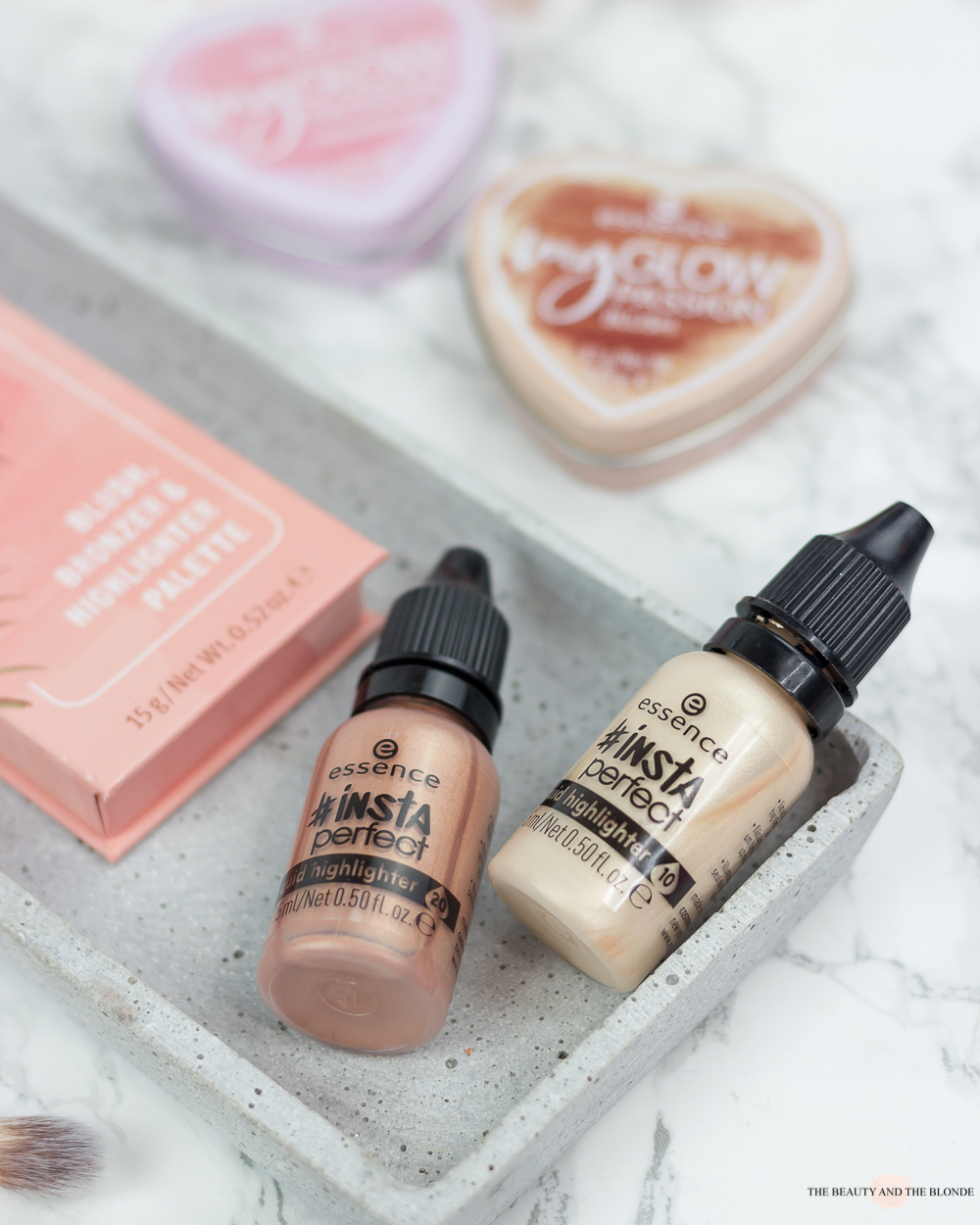 essence insta perfect liquid highlighter update 2019 review
