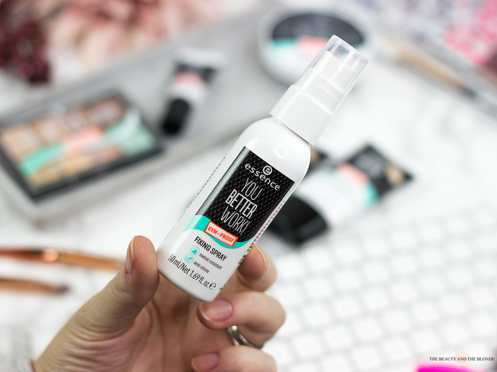 essence you better work reihe review fixing spray