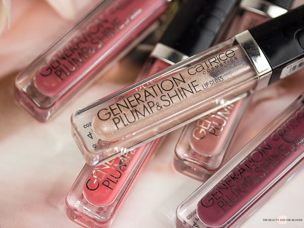 Catrice Generation Plump and Shine Lip Gloss Review