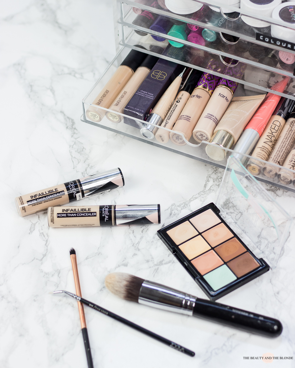 Make Up Basics Concealer Tipps Tricks Anfängerinnen Beginnerinnen