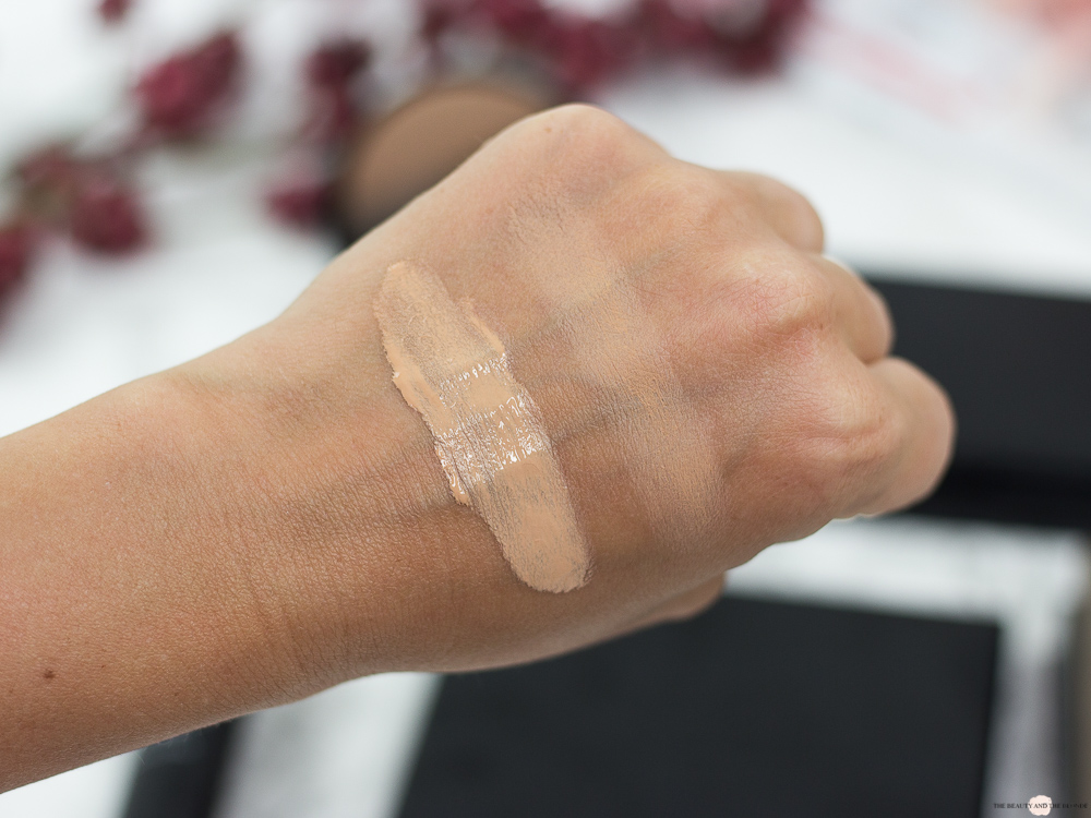 Sleek MakeUp Lifeproof Foundation Review Swatches Müller Drogerie
