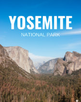 Westcoast Roadtrip  Yosemite National Park