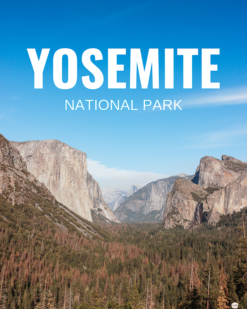 Yosemite National Park Travel Diary Tipps