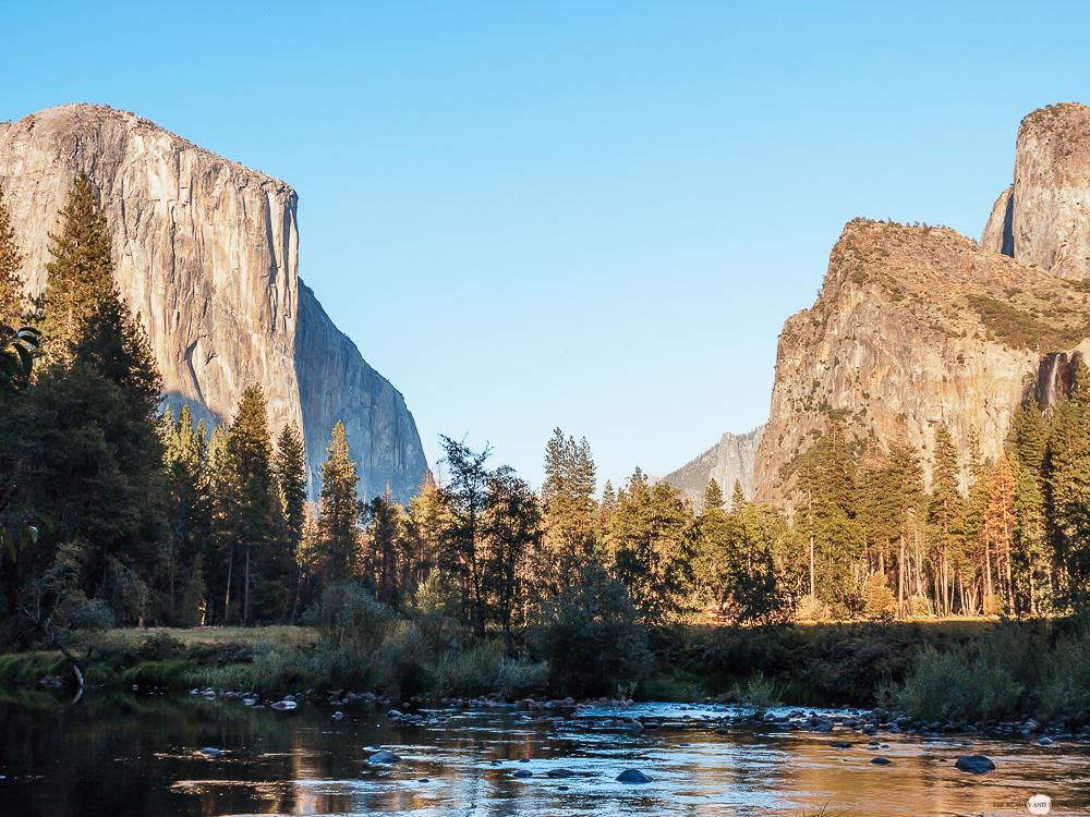 Yosemite National Park travel Diary Westoast California Roadtrip