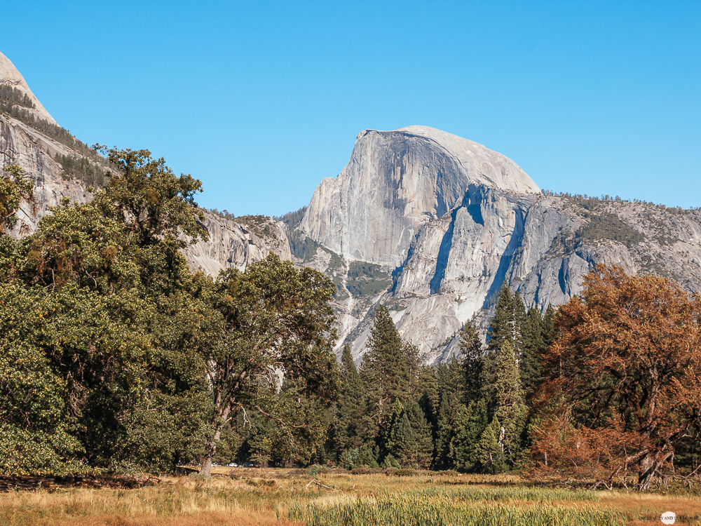 Yosemite National Park travel Diary Westoast California Roadtrip Yosemite Valley