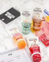 L'Oréal Elvital Rapid Reviver Tiefenspülungen