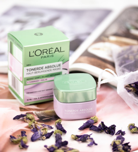 L'Oréal Tonerde Absolue Hautberuhigende Maske