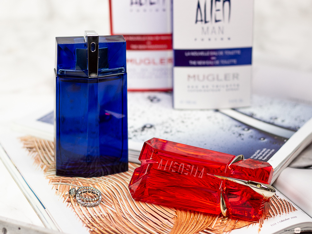 Mugler Alien Fusion Man Parfum Duft Review