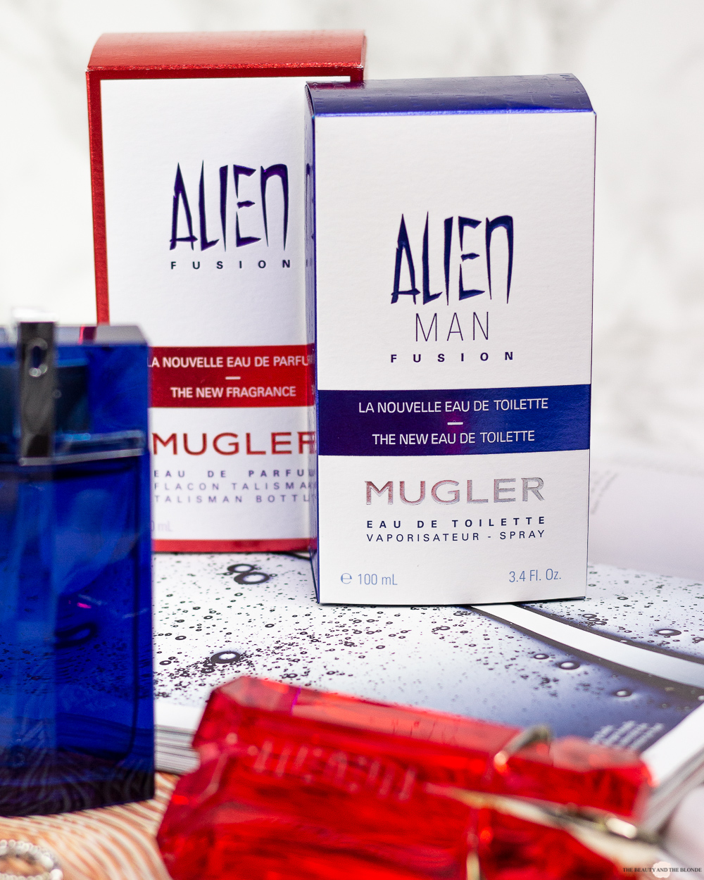 Mugler Alien Fusion Man Review Duft Parfum