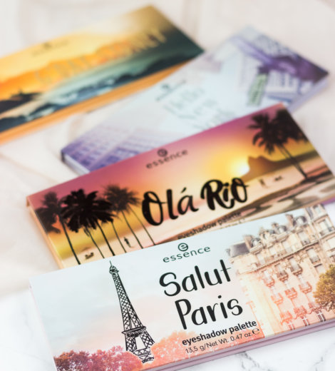 essence Salut Paris Palette