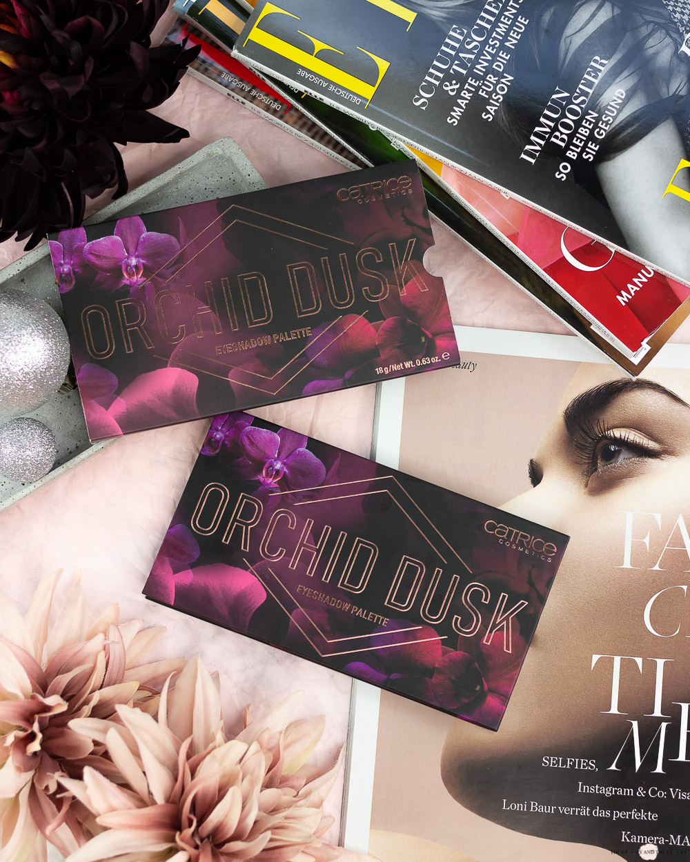 Catrice Orchid Dusk Palette Review