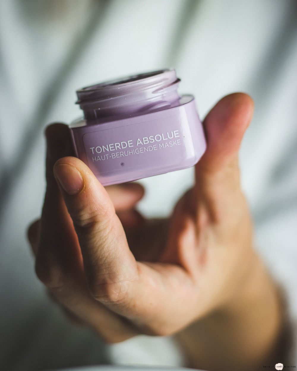 L'Oréal Tonerde Absolue Hautberuhigende Maske Review