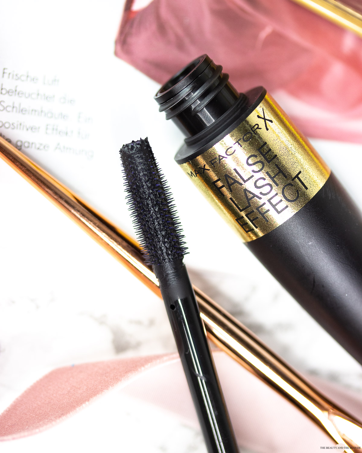 Max Factor False Lash Effect Mascara Bürstchen Review