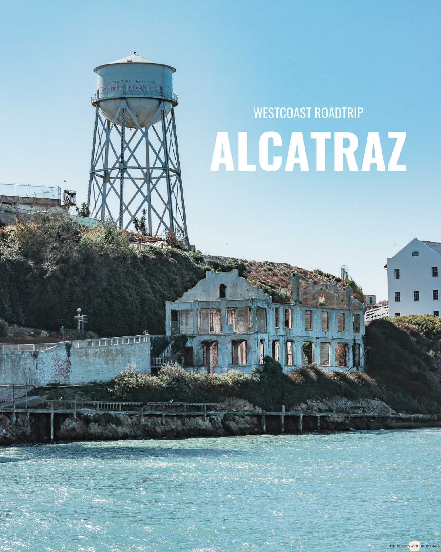 Alcatraz Westcoast Roadtrip Thumbnail