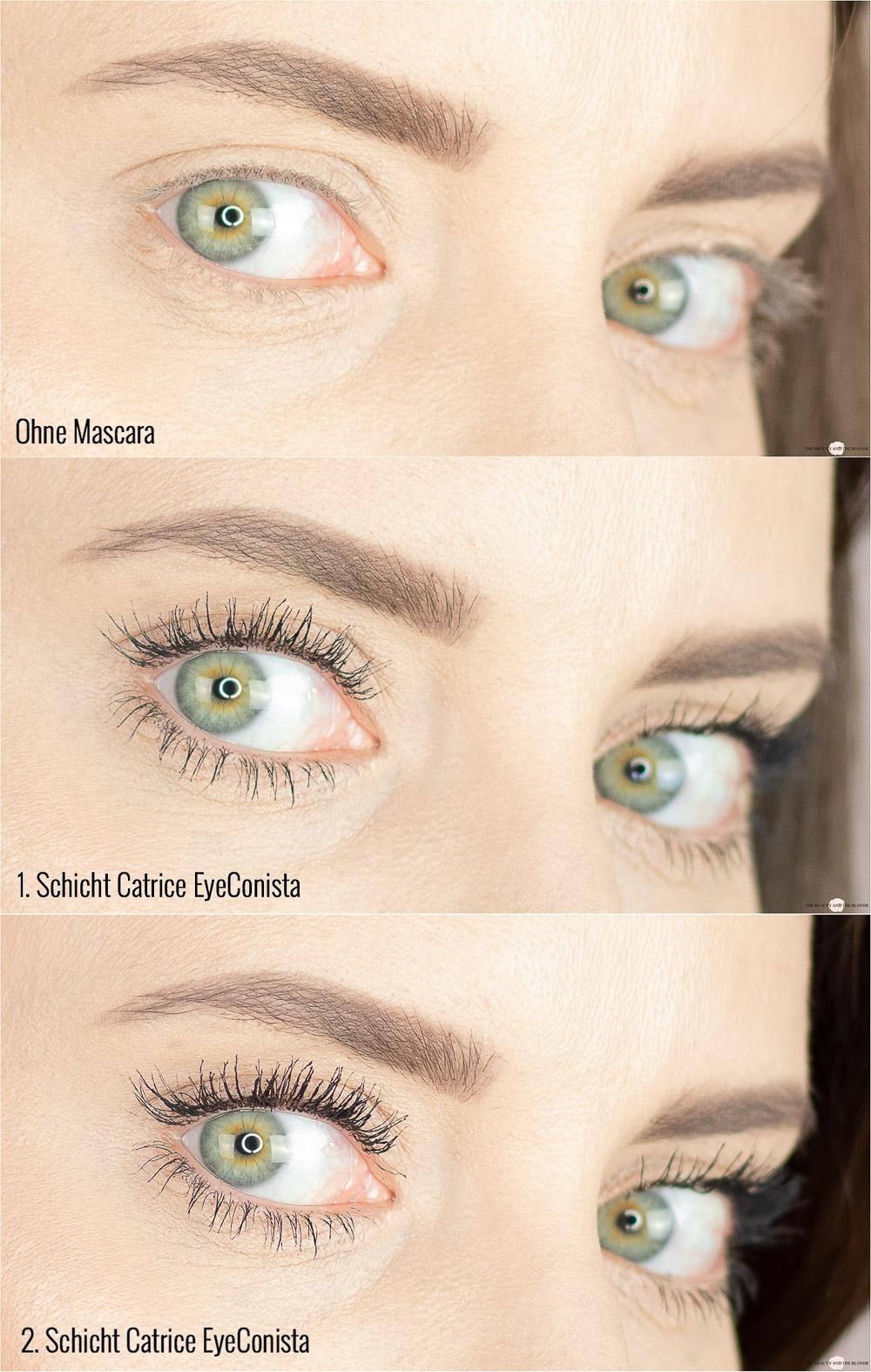 Catrice EyeConista Mascara Review Auftrag